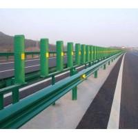 [荐] 喷塑镀锌护栏 优质波形护栏 立柱防阻块 批发