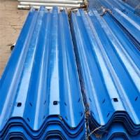 热镀锌护栏板厂家 喷塑波形护栏板 方立柱 双胞胎防阻块批发