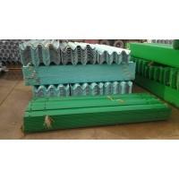 方立柱 热镀锌护栏板 圆立柱批发 二波三波喷塑护栏 防阻块